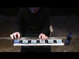 Мелодия Яна Тьерсена на пианино из 6-ти iPhone