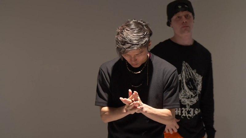 SEKTOR VS. RYOGA | Finger Styles FINALS | Dexterity Dance League | New York