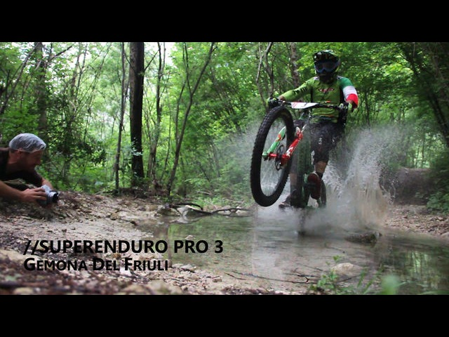 SuperEnduro2013 - PRO3 Gemona - Highlights