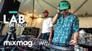SOUL CLAP all-vinyl set in The Lab Detroit at Movement Festival
