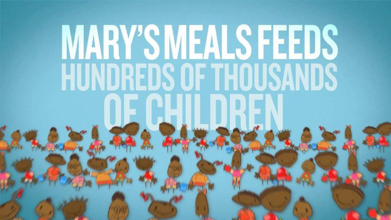Mary's Meals - Saving Grace ($)