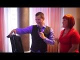 ведущий на свадьбу (тамада) Антон Левцов - свадьба в ресторане Бульвар (2)