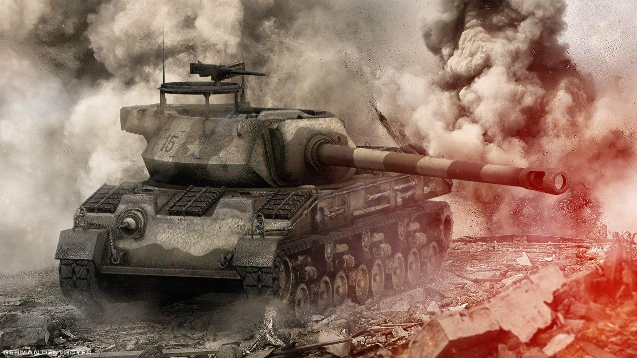 T28 Prototype 0.8.8 - ПТ-САУ - Официальный форум игры World of Tanks