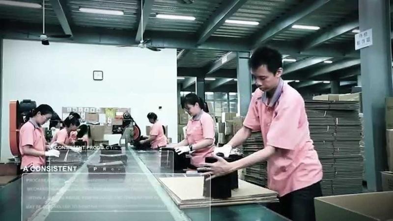 豪堤紙袋公司簡介