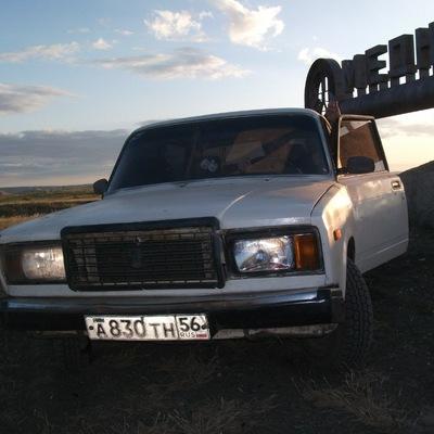 Евгений Волков, 26 августа , Медногорск, id144949450