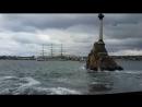 Херсонес заходит в бухту Севастополя