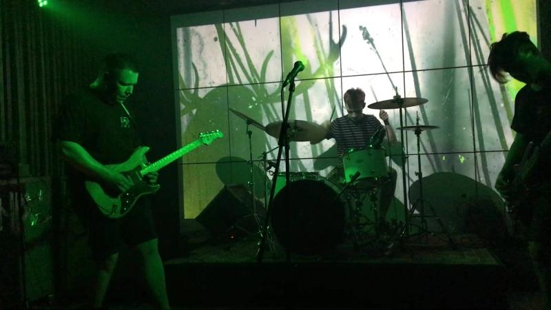 Trna - Everywhere And Nowhere | 26.05.18 GOS Fest | Бар ЛЕС | СПБ