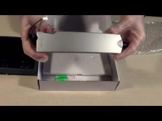 Комплект поставки и внешний вид монитора VIZIT-М45