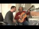 Qartuli Xmebi. Dato Archvadze & Dato Kikabidze - Live Radio Ar Daidardoshi