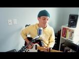 Leroy Sanchez спел кавер песни ARIANA GRANDE - No Tears Left To Cry