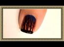 Красивый дизайн ногтей. Видео уроки дизайн ногтей. Рисунки на ногтях.