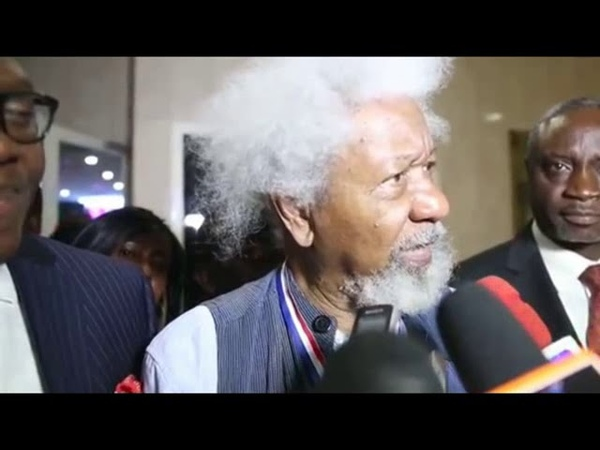 Prof Wole Soyinka Speaks bitterly on RUGA ''This is going to be a problem''