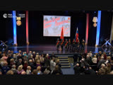 Путин на мероприятиях в честь 75-летия снятия блокады Ленинграда