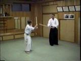 Kurt Graham and Sugino Sensei - Katori Shinto-ryu