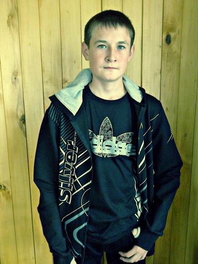 Андрей Таныгин, 25 июля , Барнаул, id159469575