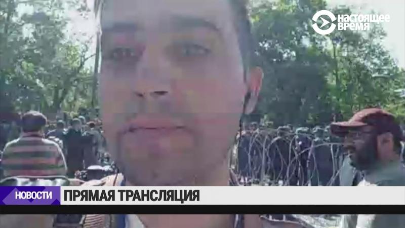 Столкновения в Ереване, блокировка Telegram в России!