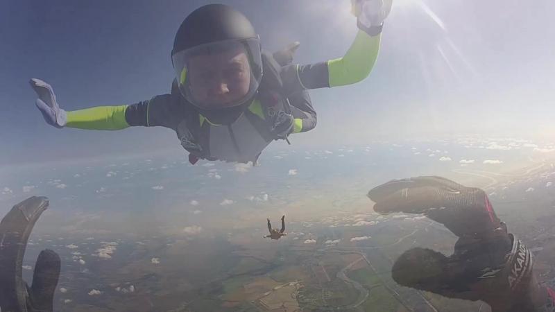 Кити Киборг   Skydive   Kiti Cyborg
