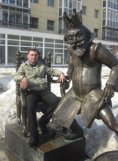 Михаил Самарин, 26 апреля 1983, Тюмень, id55085709