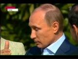 Ночные новости на Первом канале Время 26.02.2014