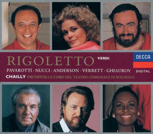 Luciano Pavarotti альбом Verdi: Rigoletto (1988)