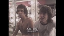Bon Scott and Angus Young 11/8/1978 - it's like infinity rock and roll