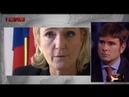Marine Le Pen Breve Intervista ritorno valori nazionali 16/12/2016