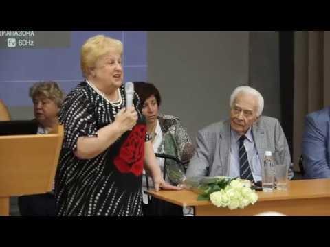 Филичева Татьяна Борисовна. Международный симпозиум «Специфические языковые расстройства у детей»