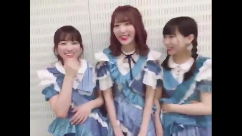 180918 Okada Nana twitter update @ izone_girls