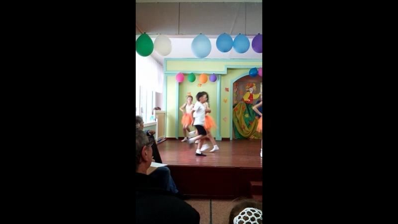 День учителя танец маленьких утят