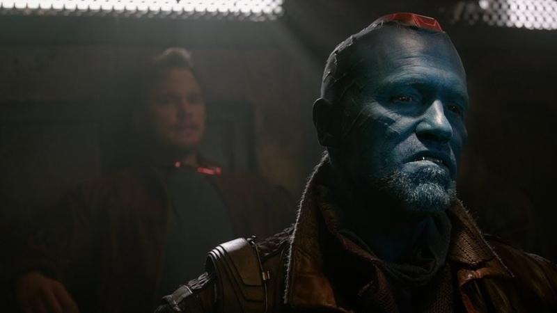 Разговор Питера Квилла с Йонду, Стражи Галактики(Guardians of the Galaxy)