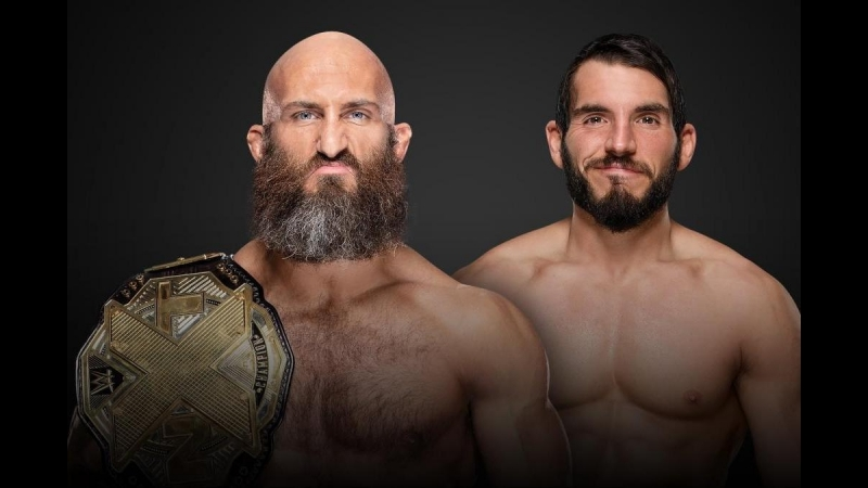 Johnny Wrestling Gargano vs Blackheart Tommaso Ciampa NXT TakeOver: Brooklyn 4