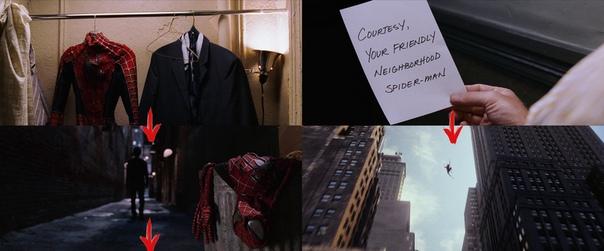 Почему сценарий «Человека-паука 2» один из лучших в истории супергеройского кино Весь фильм разворачивается вокруг одной большой темы вопроса самопожертвования и жизненного выбора. В самом