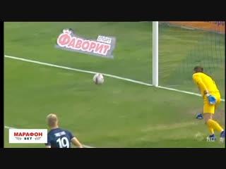 Мариуполь 3-2 Заря | Обзор матча