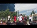 VK 160625 MONSTA X fancam @ Mini Fanmeeting Music Core