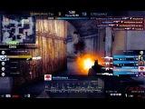 CS:GO / Akuma -4 M4A4 Only HS / de_dust2