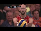 Sets, Bulgaria vs USA (2-3) - Volleyball Mens World League