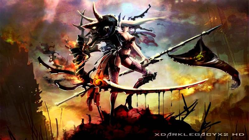 Centurion Rage music - Epica (Hybrid album)