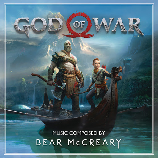 Bear McCreary альбом God of War (PlayStation Soundtrack)