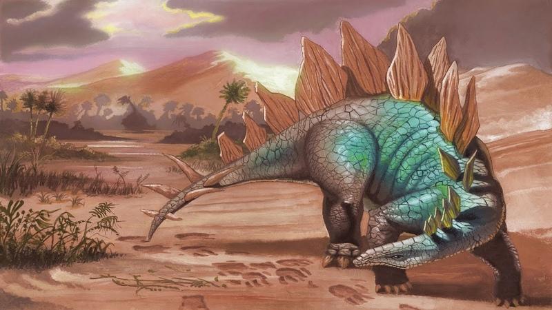 Dinosaur Music - Stegosaurus Valley
