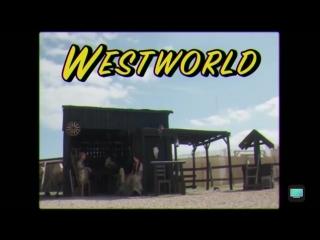 If Westworld was a sitcom (ERW Instagram)