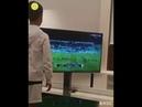 Cristiano Ronaldo подстрелил телевизор из Бластера 2019