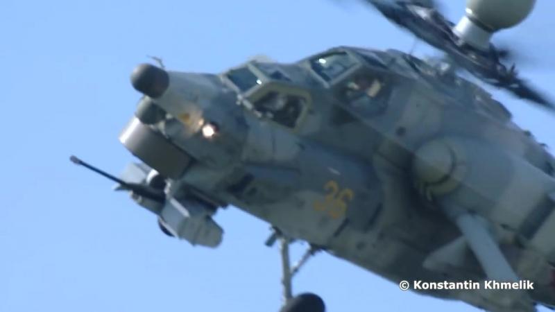 Ми-28Н МАКС 2013 Mi-28N MAKS 2013 Ми-28 Mi-28