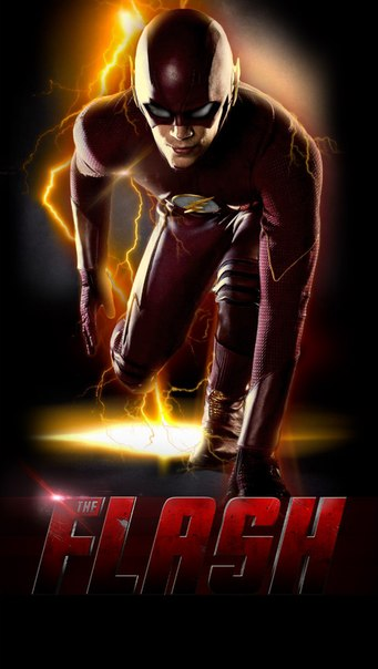 The Flash  S01E01