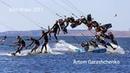 Kite wake profile Artem Garashchenko 2011