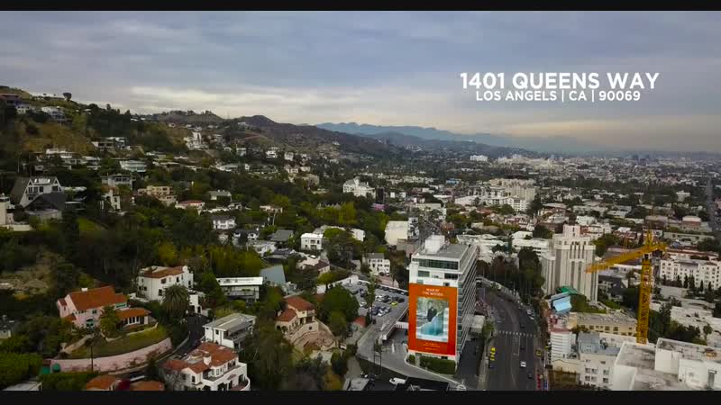 1401 Queens Way, West Hollywood, CA 90069
