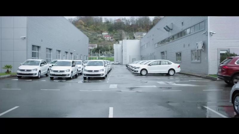 НОВЫЙ Volkswagen Tiguan с системой кругового обзора Area View