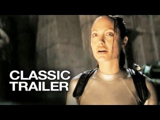 Лара Крофт: Расхитительница гробниц 2 – Колыбель жизни (2003) Lara Croft Tomb Raider: The Cradle of Life. трейлер.