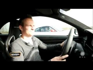 PORSCHE GT3 RS vs MANHART BMW M3 V8R BITURBO