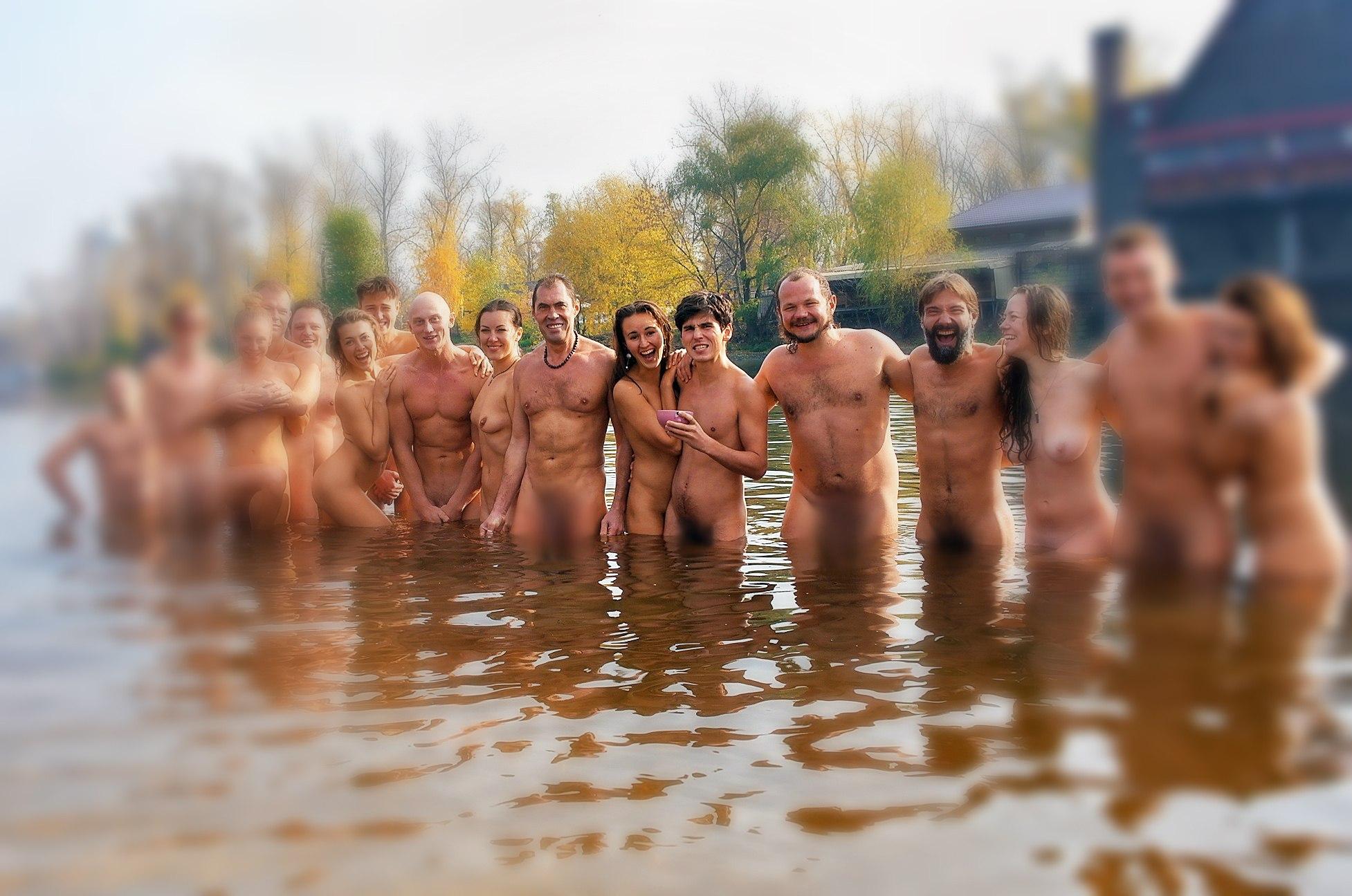 Фото киевских нудистов 19 фотография