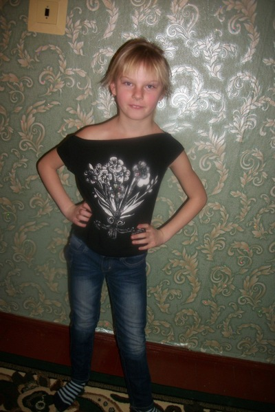 Карина Нежывая, 14 ноября , Калининград, id205227482